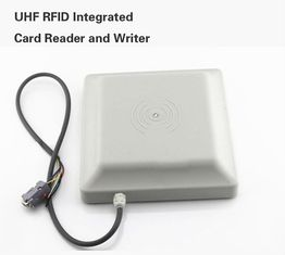 China 3M Ffid Uhf Card Reader Long Range Ethernet With Rj45 For Card Access System supplier