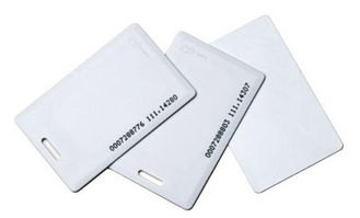 China Custom Read RFID Smart Card Credit Card , Contactless Blank Smart Card supplier